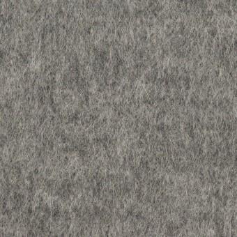 ウール&アンゴラ×無地(グレー)×シャギーニット サムネイル1