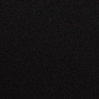 ウール×無地(ブラック)×ジョーゼット サムネイル1