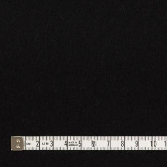ウール&カシミア混×チェック&無地(ブラック&アイボリー)×ビーバー&フラノ(Wフェイス) サムネイル6