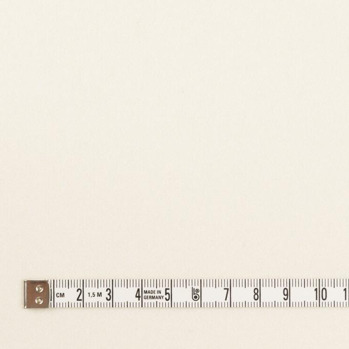 ウール&ナイロン×無地(ミルキーホワイト)×フラノ(フランネル) イメージ4