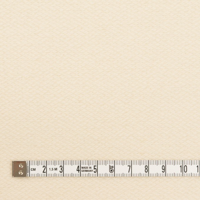 ウール×無地(キナリ)×かわり織 イメージ4