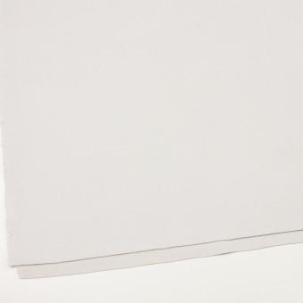 ウール&ナイロン×無地(パールグレー)×フラノ(フランネル) サムネイル2