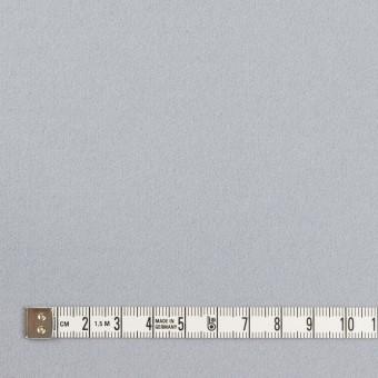 ウール×無地(サックスグレー)×フラノ(フランネル) サムネイル4