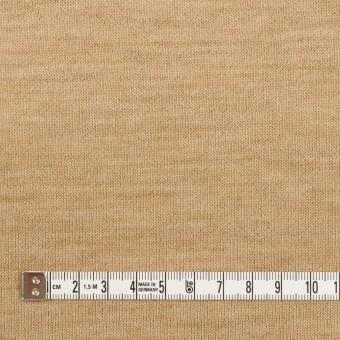 ウール&ナイロン×無地(ベージュ&アッシュブラウン)×Wニット サムネイル4