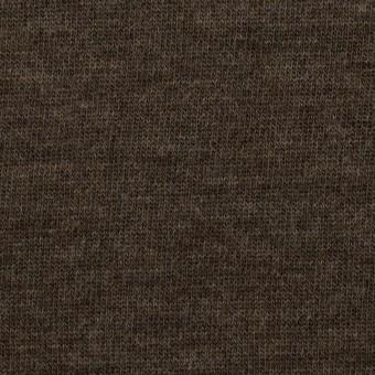 ウール&ナイロン×無地(ベージュ&アッシュブラウン)×Wニット サムネイル7