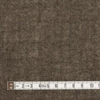 ウール×無地(アッシュブラウン)×ガーゼ_全3色 サムネイル4