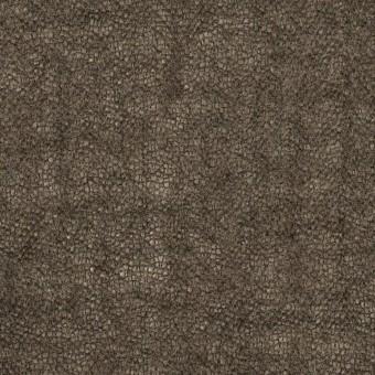 ウール×無地(アッシュブラウン)×ガーゼ_全3色 サムネイル1
