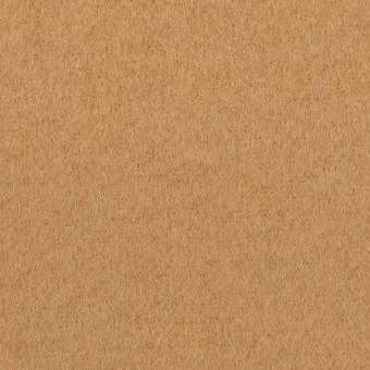 ウール&ナイロン×無地(チャイ)×ソフトメルトン サムネイル1