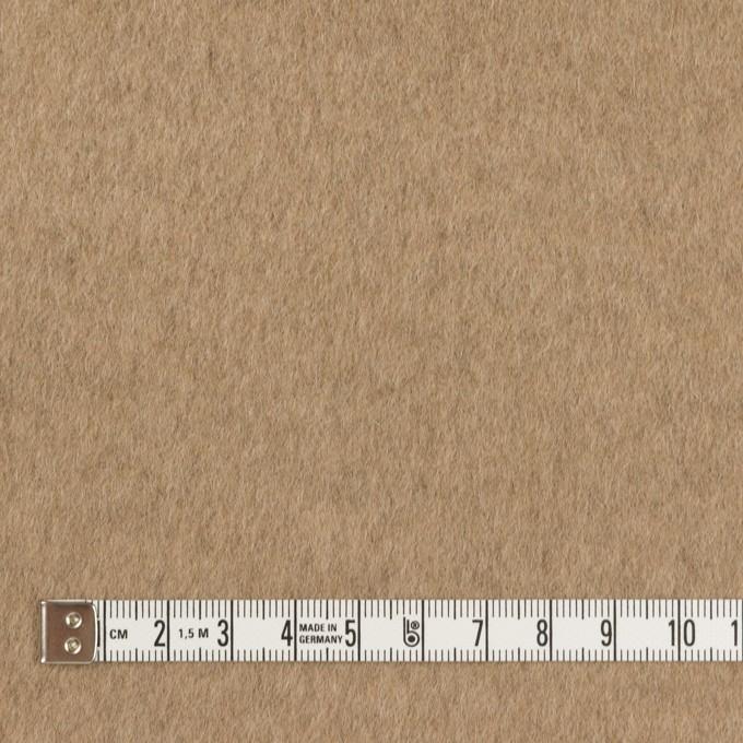 ウール×無地(シナモン)×ビーバー イメージ4