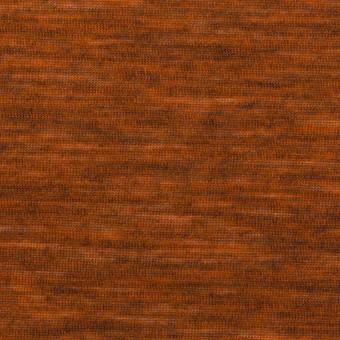 ウール&ナイロン×無地(レンガ)×天竺ニット_全2色 サムネイル1