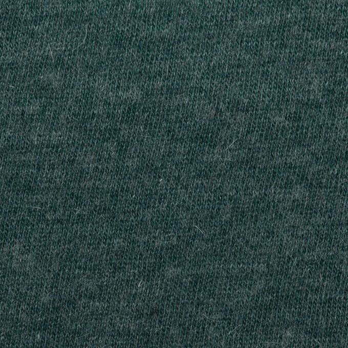 コットン&ウール×無地(バルビゾンブルー)×天竺ニット_全2色 イメージ1