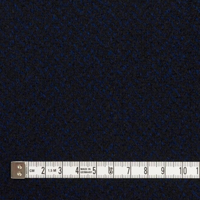 ウール×ミックス&ストライプ(ダークネイビー&モスグリーン)×ツイード&フラノ(Wフェイス) イメージ4