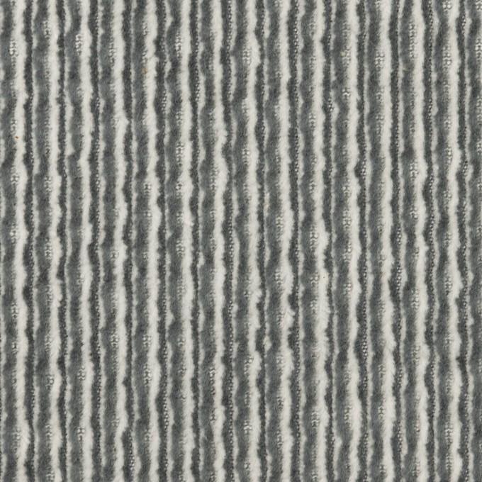 コットン×ミックス(オフホワイト&チャコールグレー)×太コーデュロイ イメージ1