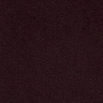 アンゴラ&ウール×無地(レーズン)×ビーバー サムネイル1
