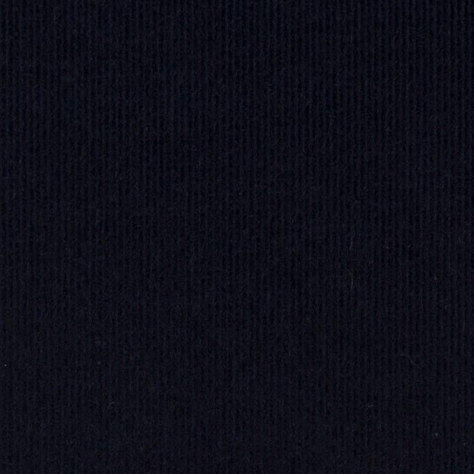 コットン×無地(ダークネイビー)×細コーデュロイ イメージ1