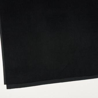 コットン×無地(ブラック)×中細コーデュロイ サムネイル2