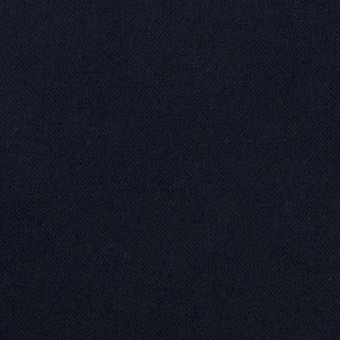 コットン&ポリウレタン×無地(ダークネイビー)×フランネル・ストレッチ サムネイル1