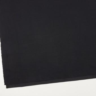 コットン×無地(ブラック)×ビエラ_イタリア製 サムネイル2