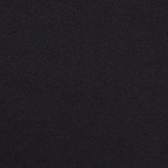 コットン×無地(ブラック)×ビエラ_イタリア製