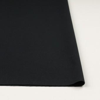 コットン×無地(ブラック)×フランネル サムネイル3