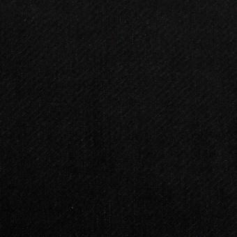 ポリエステル&コットン混×無地(ブラック)×ベッチンストレッチ_全3色 サムネイル1