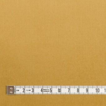 コットン&ポリウレタン×無地(イエローオーカー)×細コーデュロイ・ストレッチ_全3色 サムネイル4