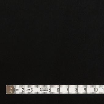アクリル&ポリエステル混×無地(ブラック)×スエード(人工皮革)_全2色 サムネイル4