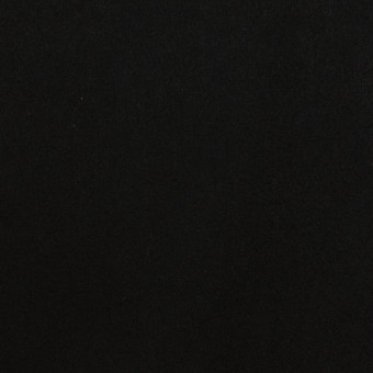 アクリル&ポリエステル混×無地(ブラック)×スエード(人工皮革)_全2色
