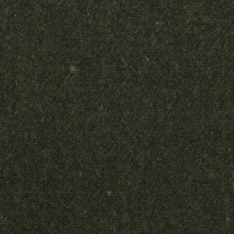 ウール×無地(モスグリーン)×ツイード サムネイル1