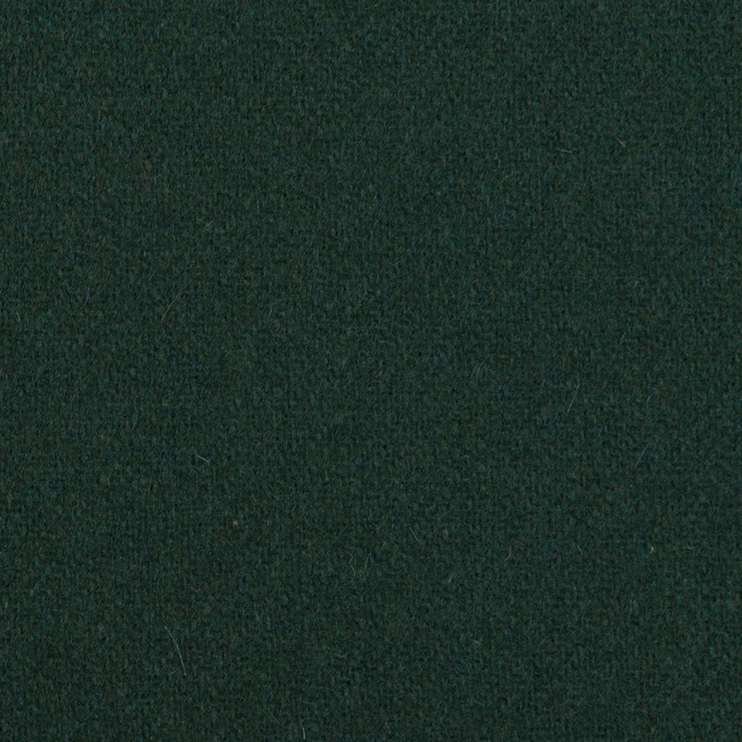 ウール&ナイロン×無地(モスグリーン)×ツイード イメージ1