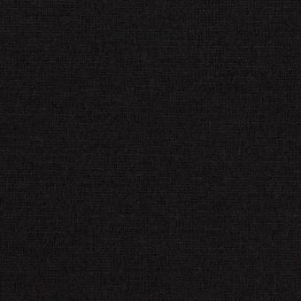 ウール×無地(ブラック)×天竺ニット サムネイル1