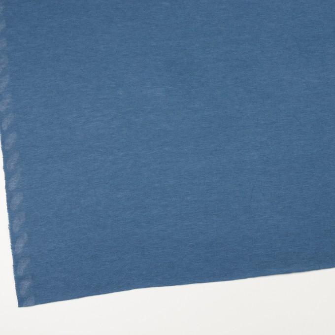 テンセル&ウール×無地(アッシュブルー)×天竺ニット イメージ2