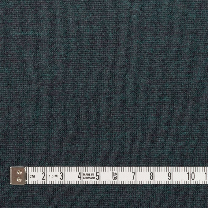 テンセル&アクリル混×無地(バルビゾン)×天竺ニット イメージ4