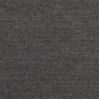 ウール×無地(チャコールグレー)×ベネシャン