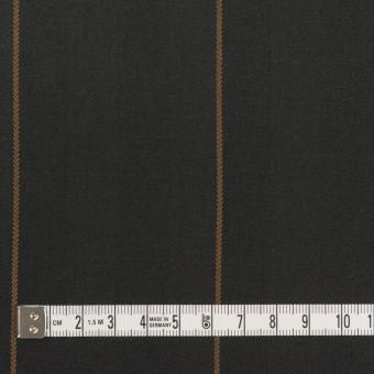 コットン×ストライプ(チャコール&モカ)×ヘリンボーン サムネイル4