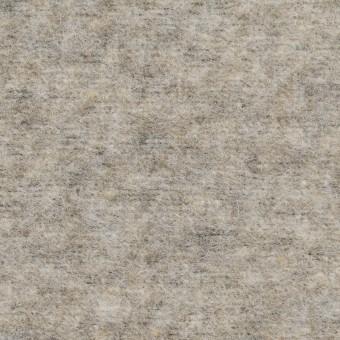 ウール&ポリエステル×無地(アッシュグレー)×ループニット サムネイル1