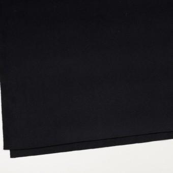 ウール×無地(ブルーブラック)×ビーバー サムネイル2
