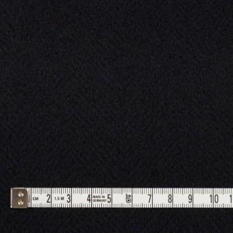 ウール×無地(ブルーブラック)×ビーバー サムネイル4