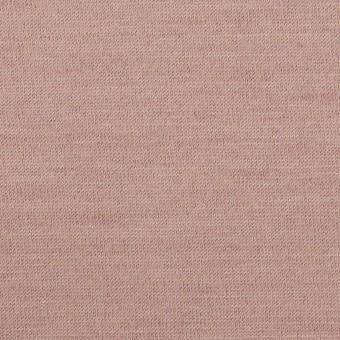 ウール×無地(グレイッシュピンク)×天竺ニット サムネイル1