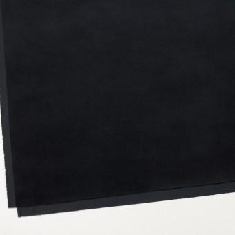 コットン&ポリウレタン×無地(ダークネイビー)×ベッチンストレッチ_全2色 サムネイル2