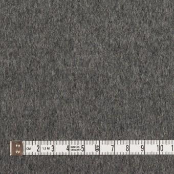 ウール&カシミア×無地(グレー)×ビーバー サムネイル4