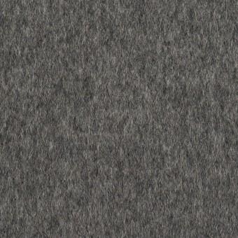 ウール&カシミア×無地(グレー)×ビーバー