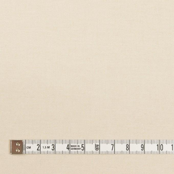 コットン&リネン混×無地(キナリ)×サテンストレッチ_全4色 イメージ4
