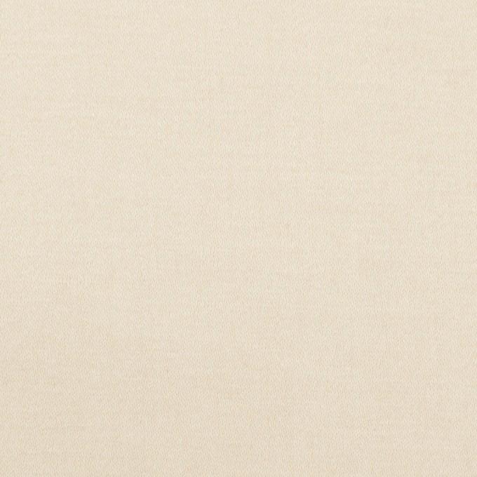コットン&リネン混×無地(キナリ)×サテンストレッチ_全4色 イメージ1