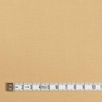 コットン&リネン混×無地(シャンパンゴールド)×サテンストレッチ_全4色 サムネイル4