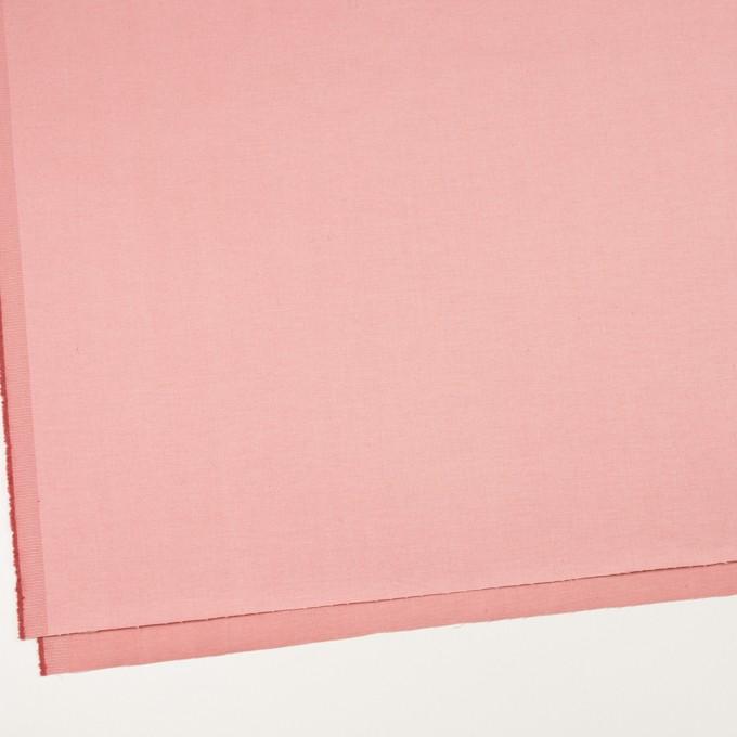 コットン&リネン混×無地(チェリーブロッサム)×サテンストレッチ_全4色 イメージ2