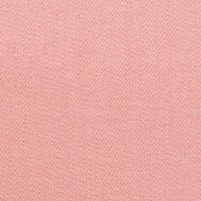 コットン&リネン混×無地(チェリーブロッサム)×サテンストレッチ_全4色 イメージ1
