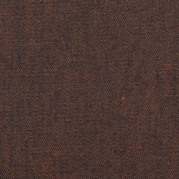 コットン×無地(ブロンズ)×デニム(7.5oz) イメージ1