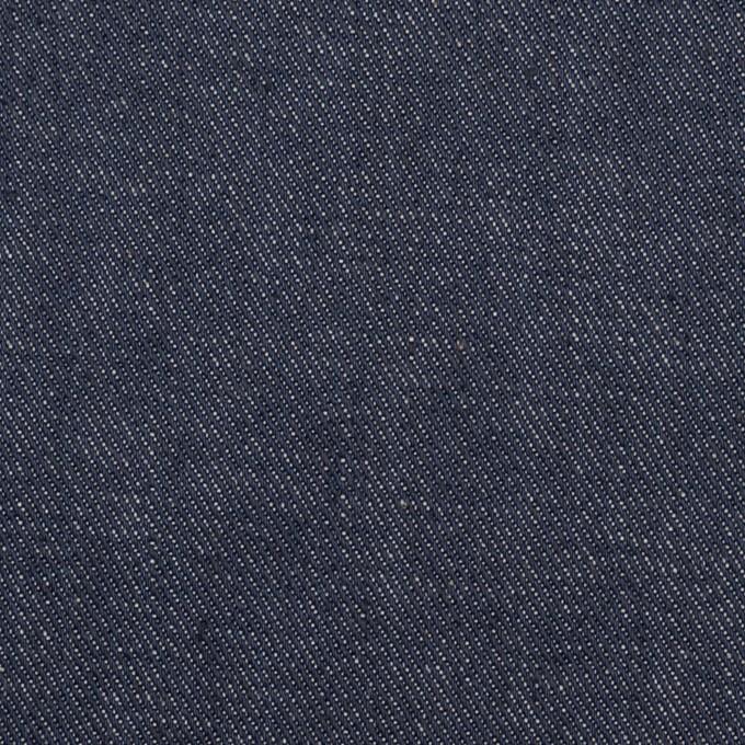 コットン×無地(インディゴ)×デニム(10.5oz) イメージ1