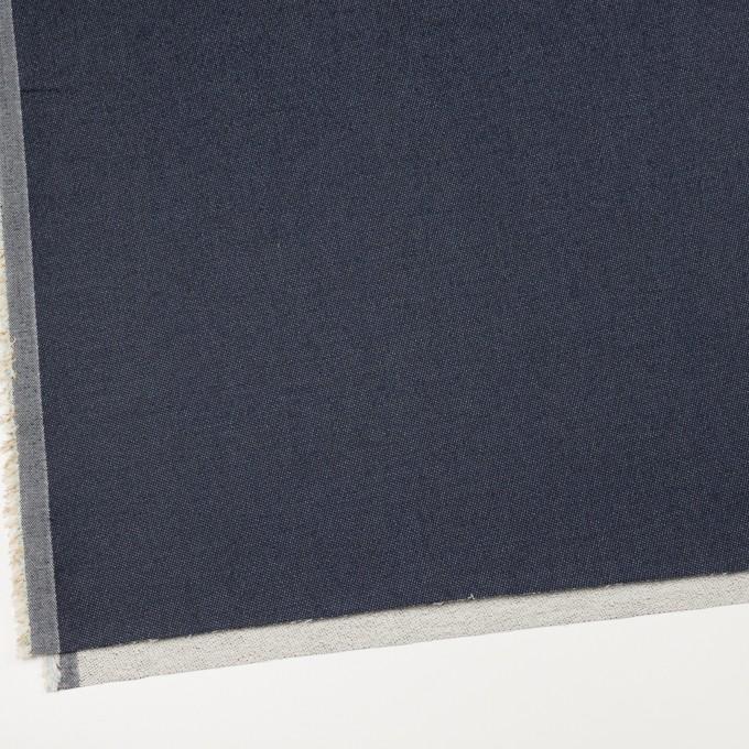 コットン&ポリウレタン×無地(インディゴ)×デニムストレッチ(10.5oz) イメージ2